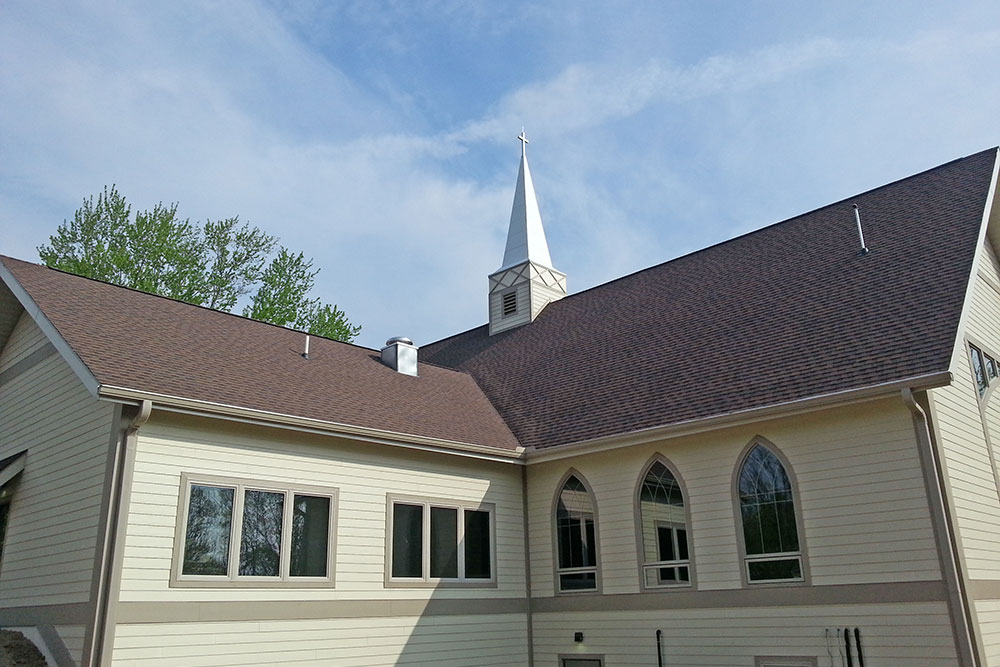 Athens Indian Church general contracting by Moore Trosper Construction
