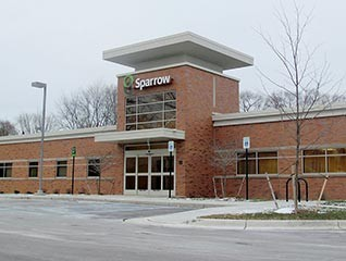 Sparrow Health System – Urgent Care